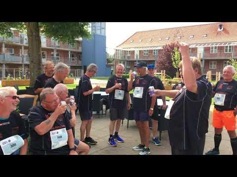 Gejst til Royal Run i Esbjerg