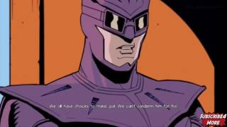 Watchmen The End Is Nigh All Cutscenes Game Movie