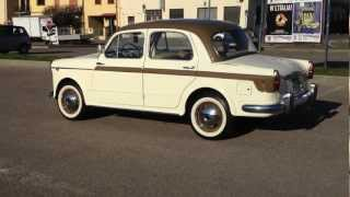 Fiat Millecento 103H Lusso - 1960