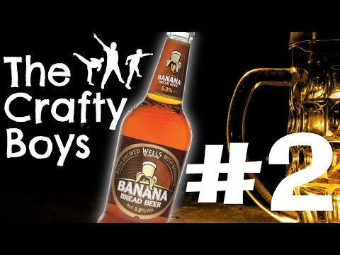 The Attack of The 50 Foot Banana Breads   Episode 2   The Crafty Boys