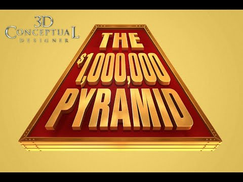 Day 2 Of 12 Game Shows Of Xmas: Million Dollar Pyramid (Wii)