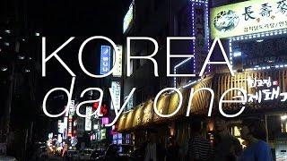 Gambar cover Seoul, Korea 2016 ♡ Day 1: Airbnb, Hongdae & SOJU!
