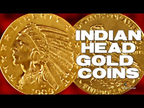 Spare Change Ep05: Collecting Gold Coins Indian Half & Quarter Eagles