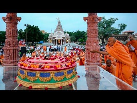 Guruhari Darshan 21 to 24 Aug 2016, Sarangpur, India