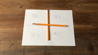The Charlie Charlie Challenge Pencil Game Explained?