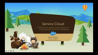 Webinar Salesforce Service Cloud en EspaГ±ol