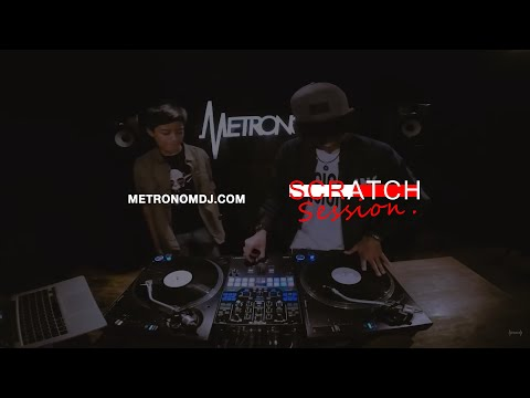 5 KIDS BATTLE DJ SCRATCH