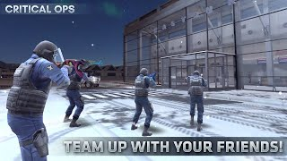Critical Ops: Multiplayer FPS - Gameplay Video