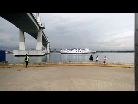 New bridge in mactan lapu lapu city cebu Phil's.