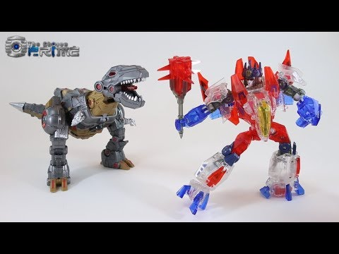 Planet X Somnus  Fall of Cybertron Ghost Starcream TFCon USA Exclusive  Review