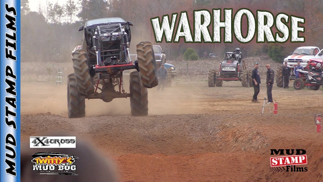 THE WARHORSE- TWITTYS MUD BOG