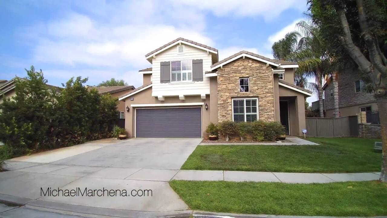 Murrieta Pool Home For Sale 33565 Eugenia Ln Murrieta Ca 92563