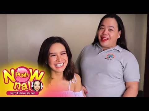Push Now Na: Erich Gonzales' bag raid