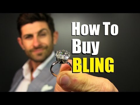 How To Buy Bling | Diamond Buying Tips for Dudes | Engagement Ring Shopping Tutorial