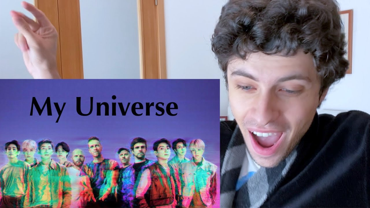 #Singer/Songwriter Reacts to #Coldplay x #BTS (방탄소년단) #My #Universe (#New Song)