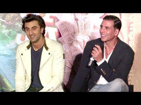Akshay Kumar's Reaction On Ranbir Kapoor's Habit Of Urinating In Public