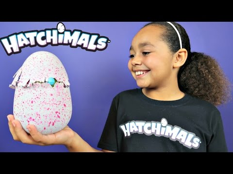 Thumbnail: NEW HATCHIMALS MAGICAL SURPRISE EGG OPENING! Kids Toy Review | Toys AndMe