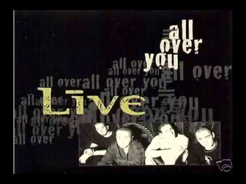 Live - All Over You (1994)