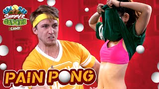 CO-ED PAIN PONG (Smosh Summer Games)