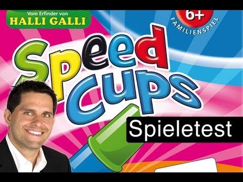 Cups Anleitung
