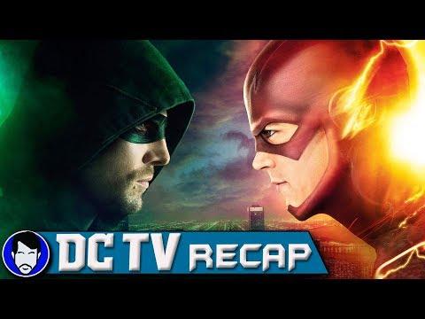 Flash Season 3 or Arrow Season 5 - Best DC Show This Year? | DCTV Recap