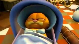 Garfield Show Master Chef