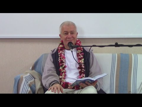 Шримад Бхагаватам 1.8.29 - Чайтанья Чандра Чаран Прабху