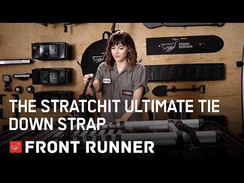 THE STRATCHIT ULTIMATE TIE DOWN STRAP - by Front Runner