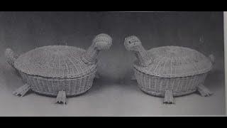 라탄공예 원데이클래스  거북이 만들기