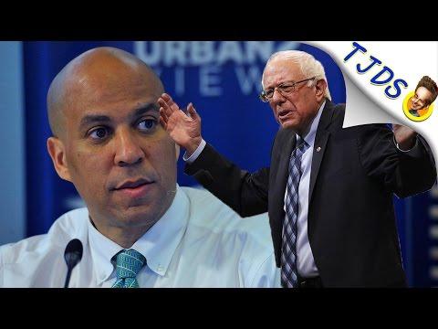 Cory Booker & Corporate Democrats  Screw Over The Poor & Bernie