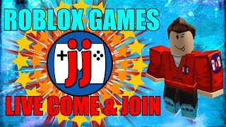 Ready for another crazy Adventure!?!?! Come enjoy this Roblox livestream! 🔴 GamerBoyJJM!!