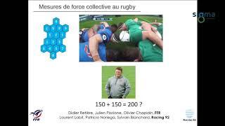 ICSTEng 2019 - 05 - La physique du sport - Caroline COHEN