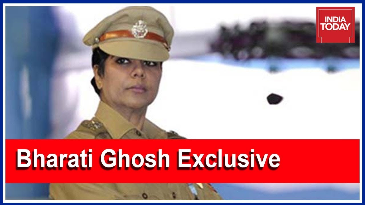 Bengal's 1st Woman IPS Takes On Mamata: