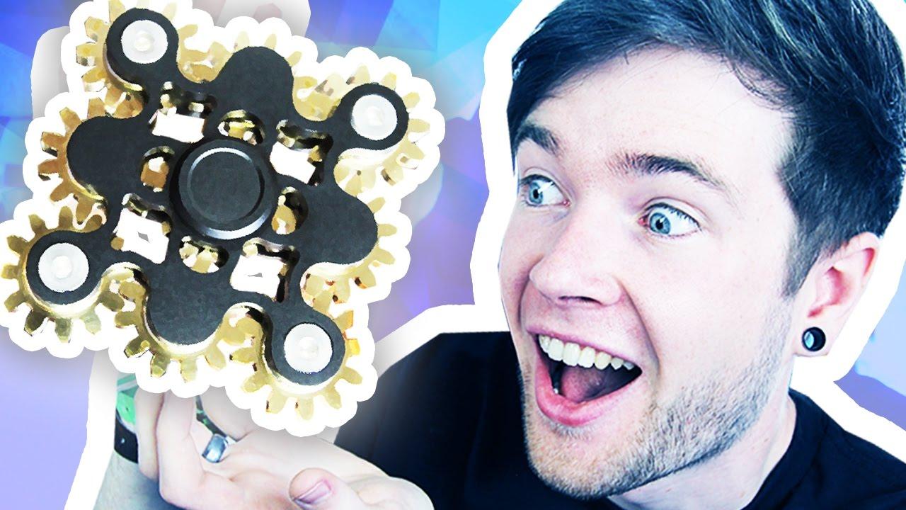 World S Craziest Fidget Spinners Youtube