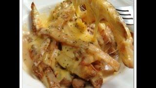Easy Baked Gravy Cheese Fries Poutine Recipe