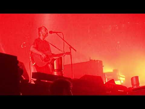 Radiohead - The Numbers (Boston 7-28-2018)