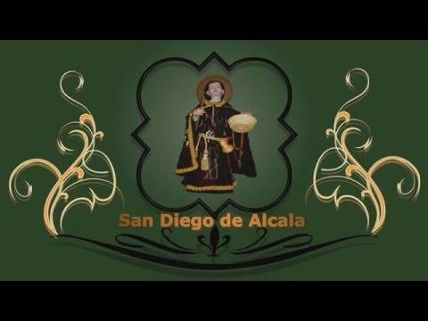 San Diego de Alcala  Quecholac