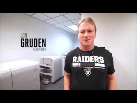 2018 Oakland Raiders Free Agent Class : Pre-Draft