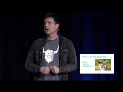 StartItUp Conference: Yik Yak CTO Tom Chernetsky