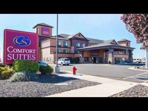 Comfort Suites - Moses Lake, WA