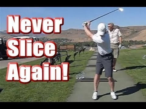 Want to Swing Like this and Get Rid of Your Slice? For GOOD?