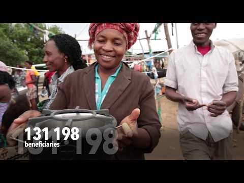 AVSI Mozambique. Fogões Melhorados (sub eng - short version)