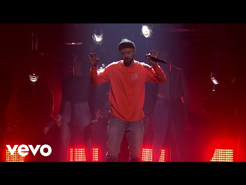 Justin Timberlake - Supplies (Live From The Tonight Show Starring Jimmy Fallon)