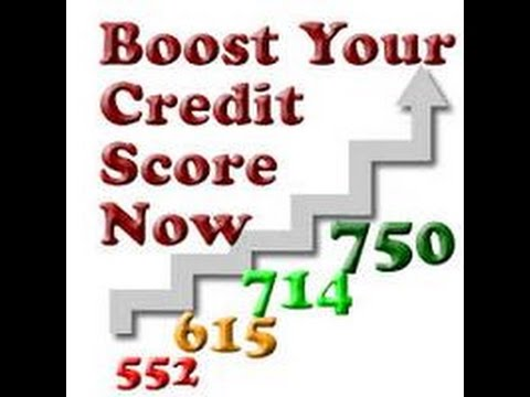 DIY: Boost and Restore Your Good Credit Score to 750+