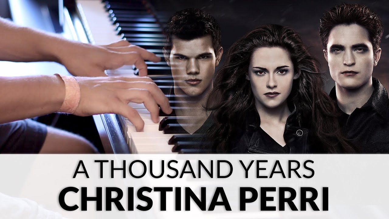 Christina Perri - A Thousand Years (The Twilight Saga ...