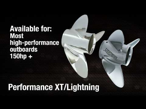 Performance XT/Lightning propellers