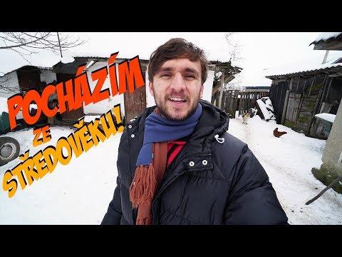 Jak se žilo na ukrajinské vesnici #1 | Tary