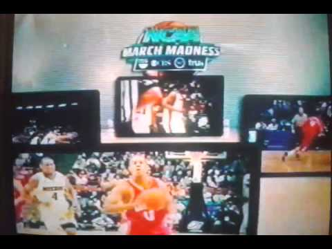 NCAA March Madness on CBS and Turner