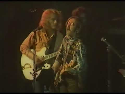 Creedence Clearwater Revival - Fortunate Son. LIVE 1970