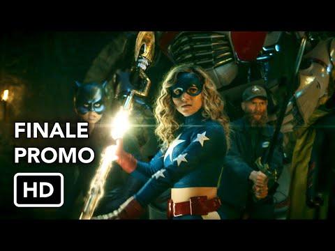 """DC's Stargirl 1x13 Promo """"Stars & S.T.R.I.P.E. - Part Two"""" (HD) Season Finale"""